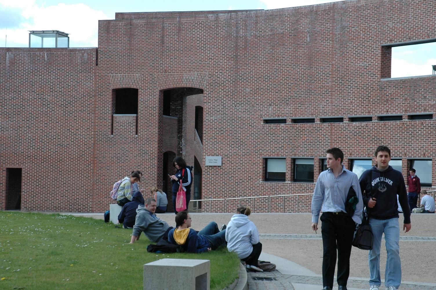 CIT Bishopstown Campus Plaza 2