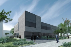 New Create Building on campus